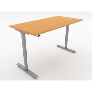 ASCEND SIT STAND DESK W1600 BENCH