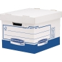 Fellowes Bankers Box Basic Heavy Duty Storage Box - Pack of 10
