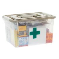 กล่องชุดยาสามัญ + ยา 14 รายการ
