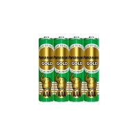 PANASONIC GOLDถ่านคาร์บอนซิงค์ R03GT/4SLAAA 1.5 โวลต์ 4 ก้อน