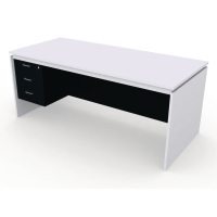 DESUKU FX1803 OFFICE TABLE 180X80X75 CM LEFT