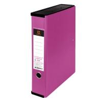 ตราช้าง กล่องเก็บเอกสาร U-BOX สีชมพู
