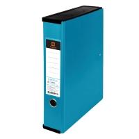 ตราช้าง กล่องเก็บเอกสาร U-BOX สีฟ้า
