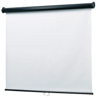QUARTET WALL MOUNTED PROJECTION SCREEN 1.75M X 1.75M