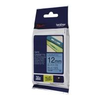 BROTHER TZE-531 TAPE 12MM - BLACK / BLUE