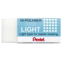 PENTEL ยางลบดินสอ ZEL-05 HI-POLYMER LIGHT เล็ก