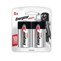 ENERGIZERถ่านอัลคาไลน์MAX-E951.5 โวลต์2 ก้อน