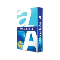 DOUBLE A PAPER A4 80G - WHITE - REAM OF 500 SHEETS