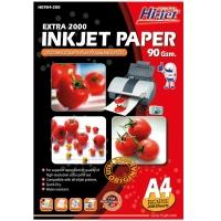 HI-JET กระดาษอิงค์เจท EXTRA2000A4 90 แกรม1 แพ็ค บรรจุ 200แผ่น