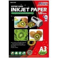 HI-JET กระดาษอิงค์เจทEXTRA 2000 A3120 แกรม1 แพ็ค บรรจุ 100แผ่น