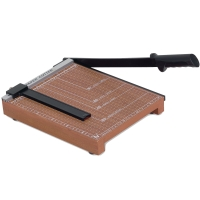 AROMA 1210 A4 WOOD GUILLOTINE 12   X 10