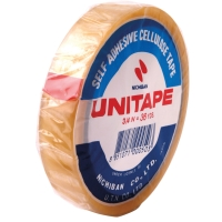 UNITAPE CELLULOSE TAPE 3/4   X 36 YARDS 3   CORE