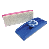 HORSE BOARD CLEANING BRUSH ASSORTED COLOURS