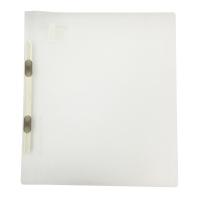 XING แฟ้มเจาะพลาสติก1054A4สีขาว