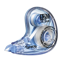 LYRECO CORRECTION TAPE 4.2MM X 12M