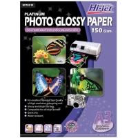 HI-JET กระดาษโฟโต้อิงค์เจทแบบเนื้อมันA3 150 แกรม 1 แพ็ค บรรจุ 10แผ่น