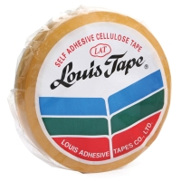 LOUIS CELLULOSE TAPE 3/4   X 36 YARDS 3   CORE