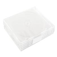กล่องใส่ CD 1 กล่อง ใส บรรจุ 10 แผ่น