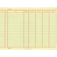 STOCK CARD 5   X 8   - PACK OF 100