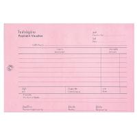 PAYMENT VOUCHER FORM 195MM X 135MM 55G 80 SHEETS