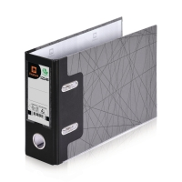ELEPHANT 121 LEVER ARCH FILE A5 3   BLACK