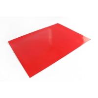 PVC STICKER 53X70CM RED