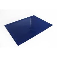 PVC STICKER 53X70CM BLUE