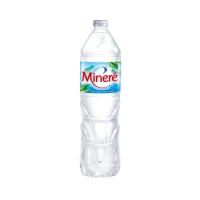 MINERE MINERAL DRINKING WATER 1.5 LITRES PACK OF 6