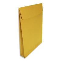 555 ซองเอกสารขยายข้าง KA หนา 125แกรม ขนาด 297มม. X 431มม. แพ็ค 50ซอง