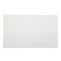CORRUGATED PLASTIC BOARD 3 MM 65X122CM WHITE