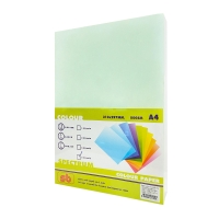 SB COLOURED COPY PAPER A4 80G - LIGHT GREEN - REAM OF 500 SHEETS