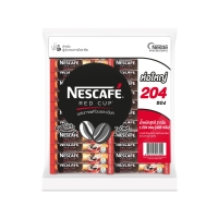 NESCAFE RED CUP COFFEE PACK OF 204 SACHETS