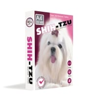 SHIH-TZU กระดาษถ่ายเอกสาร รีไชเคิล A4 70 แกรม สีขาว1 รีมบรรจุ 450 แผ่น