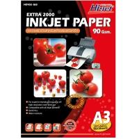 HI-JET กระดาษอิงค์เจท EXTRA 2000 A3 90 แกรม 1 แพ็ค บรรจุ 100แผ่น