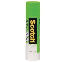 SCOTCH 6025 PERMANENT ADHESIVE GLUE STICK 25 GRAMS