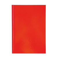 HARD COVER NOTEBOOK RULED 190MM X 260MM 70G 100 SHEETS