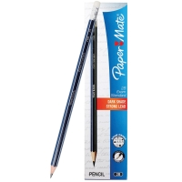 PAPERMATE WOODCASE EXAM STANDARD PENCIL 2B - BOX OF 12