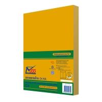 555 ซองเอกสารขยายข้าง KA หนา 125แกรม ขนาด 229มม. X 324มม. (C4) แพ็ค 50ซอง