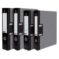 ELEPHANT 115 A4 LEVER ARCH FILE A4 2   BLACK