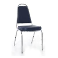 APEX เก้าอี้จัดเลี้ยง/เก้าอี้พักคอย APW-001 หนังเทียม กรมท่า