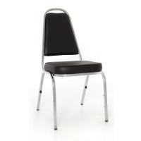 APEX เก้าอี้จัดเลี้ยง/เก้าอี้พักคอย APW-001 หนังเทียม น้ำตาล