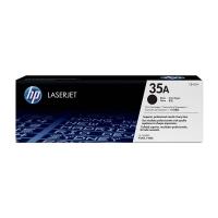 HP CB435A ตลับหมึกเลเซอร์ ดำ