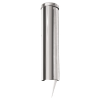 PAPER CONE CUP DISPENSER STAINLESS