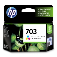 HP 703 CD888A ORIGINAL INKJET CARTRIDGE COLOURS