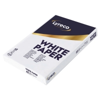 LYRECO PREMIUM COPY PAPER A3 80G - WHITE - REAM OF 500 SHEETS