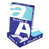 DOUBLE A COPY PAPER F14 80G WH - REAM OF 500 SHEETS