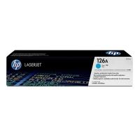 HP CE311A ORIGINAL LASER CARTRIDGE CYAN