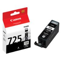 CANON PGI-725BK ORIGINAL INKJET CARTRIDGE BLACK