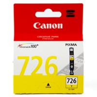 CANON CLI-726Y ORIGINAL INKJET CARTRIDGE YELLOW