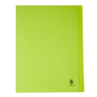 ORCA FLA550 PAPER FOLDER A4 GREEN PACK OF 50